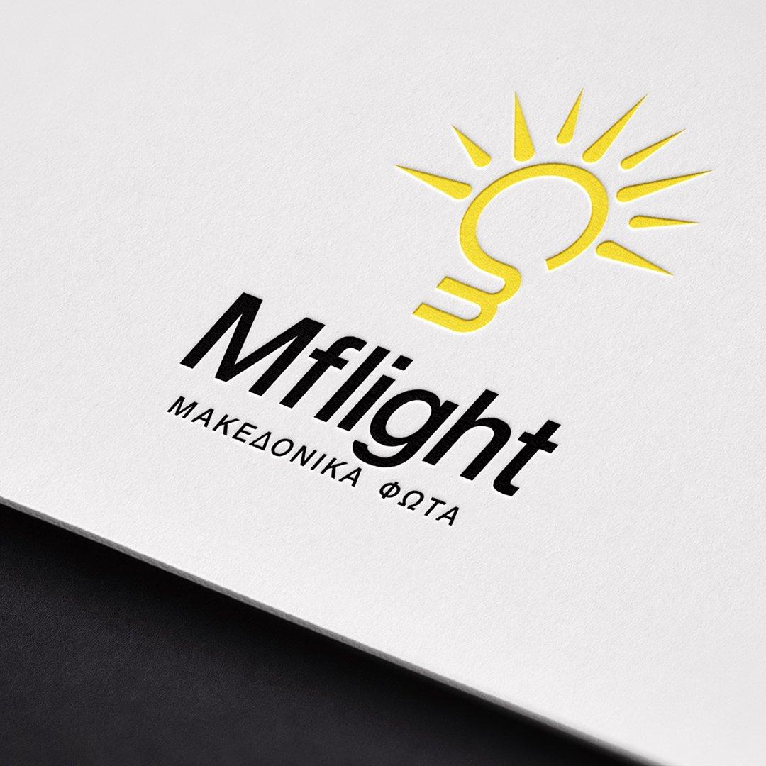 mflight-logo-design